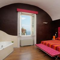 Superior Double Room with Sea View and Spa Bath