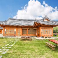Fotografie hotelů: Hanok Jungwon House Pension, Suncheon