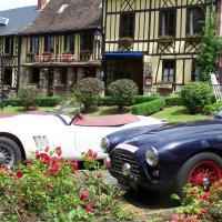 Hotel Pictures: Auberge De L'Abbaye, Le Bec-Hellouin