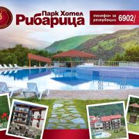 Hotelbilleder: Park Hotel Ribarica, Ribarica