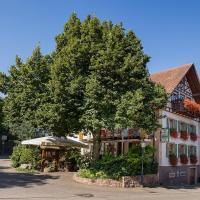 Hotelbilleder: Landgasthaus zur Linde, Bühl