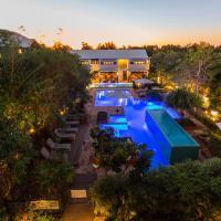 Fotografie hotelů: Kimberley Sands Resort and Spa, Broome