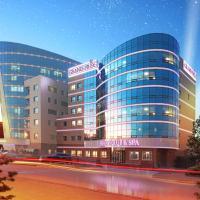 Hotelbilleder: Boutique Hotel Health Club&Spa Grand Prix, Astana