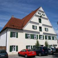 Hotelbilleder: Gasthof Adler, Zusmarshausen