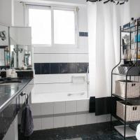 Dubbelrum med eget badrum