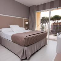 Double or Twin Room with and Pool or Sea View (2 Adults + 1 Child)