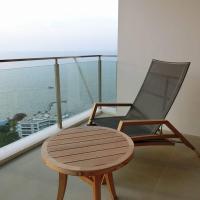 酒店图片: 班普莱哈德翁玛海景公寓, 北芭堤雅