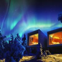 Hotellikuvia: Arctic TreeHouse Hotel, Rovaniemi