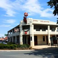 Hotelfoto's: Delatite Hotel, Mansfield