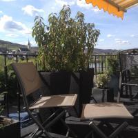 Hotelbilleder: Traumhafte Wohnung mit Moselblick, Kinheim