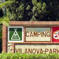 Фотографии отеля: Chalet Camping Vilanova Park 2, Castellet