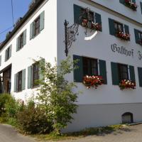 Hotelbilleder: Gasthof Zahler, Röfingen