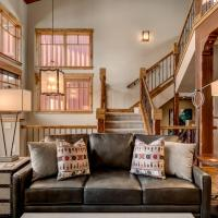 Fotografie hotelů: Steamboat Springs Townhome Townhouse, Steamboat Springs