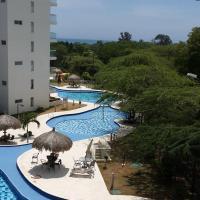 Hotelbilleder: Apartamento Torres del Mar, Santa Marta