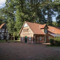 Hotelbilleder: Ferienhaus Alter Stall, Badbergen