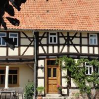 Hotelbilleder: Holiday home Fachwerkhaus 1, Laucha