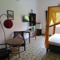 Deluxe Double Room with Pool View and Terrace