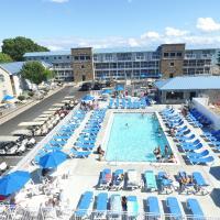 ホテル写真: Put-in-Bay Condos 702 Pool View Sleeps 8, プットインベイ