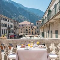 Foto Hotel: Historic Boutique Hotel Cattaro, Kotor