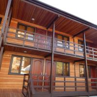 Hotel Pictures: Guest House Wood House, Sukhum