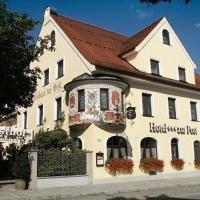 Hotel Pictures: Hotel Gasthof zur Post, Unterföhring