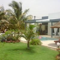 ホテル写真: Chambre d'hôte les vacanciers, Nianing
