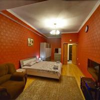 ホテル写真: Compact Apartment on Makhsum 70/1, ドゥシャンベ