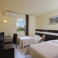 Double Room with Castle or Garden View