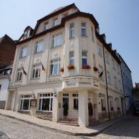 Hotelbilleder: Hotel Fürsteneck, Bernburg