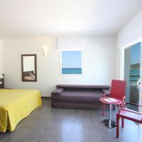 Comfort Double Room with Terrace and Sea View