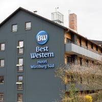Hotelbilleder: BEST WESTERN Hotel Würzburg-Süd, Würzburg