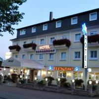 Hotelbilleder: Hotel Bürgerhof, Homburg