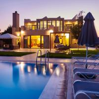 Fotografie hotelů: Lindos Destiny Luxury Villa Trapezia, Afantou
