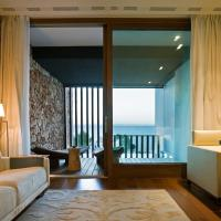 Deluxe Double Room with terrace and pool