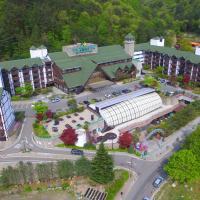 Fotografie hotelů: Osaek Greenyard Hotel, Yangyang