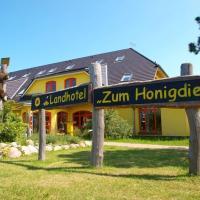 Hotelbilleder: Landhotel zum Honigdieb, Ribnitz-Damgarten