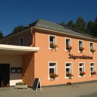 Hotelbilleder: Gaststätte & Pension Jägerwäldchen, Bertsdorf