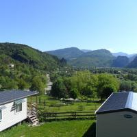 Hotel Pictures: Camping Panoramique du Verdon, Castellane
