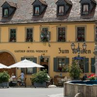 Hotelbilleder: Gasthof zum Weißen Lamm, Sommerach