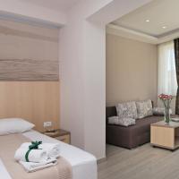Fotografie hotelů: Apartments Hermes, Tučepi