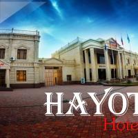 Hotellbilder: Hayot, Qarshi