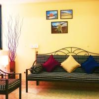 酒店图片: Goa Rentals - 3 Bhk Independent Bungalow In Calangute, 卡兰古特