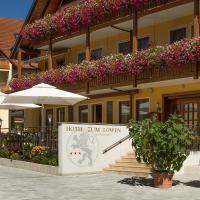 Hotelbilleder: Gasthof - Hotel Zum Löwen, Schwabthal