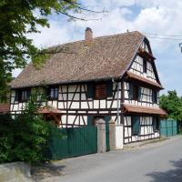 Hotel Pictures: Gîte Nicole, Heidolsheim