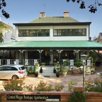 Zdjęcia hotelu: Central Wagga Boutique Accommodation, Wagga Wagga