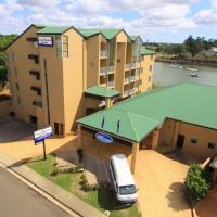 Foto Hotel: Burnett Riverside Motel, Bundaberg