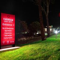 Zdjęcia hotelu: Farnham Court Motel and Restaurant, Morwell