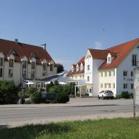 Hotelbilleder: Flair Hotel Zum Schwarzen Reiter, Horgau