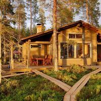 Hotelfoto's: Ferienhaus Saimaa Seenplatte 079S, Viinamäki
