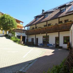 Hotelbilleder: Blaue Traube, Gebenbach